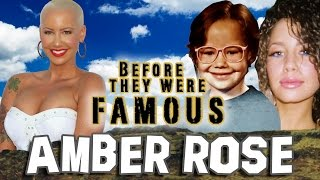 getlinkyoutube.com-AMBER ROSE - Before They Were Famous - BIOGRAPHY