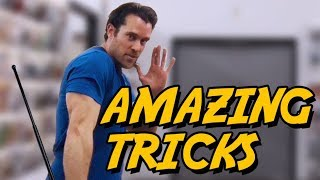 Amazing Collapsible Bo Staff Tricks You Can Do at Home!