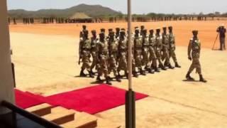 getlinkyoutube.com-Kenya Wildlife Service parade march