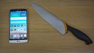 getlinkyoutube.com-LG G3 - Knife Screen Test (4K)