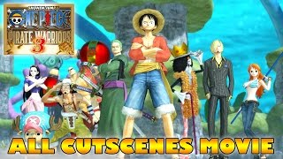 getlinkyoutube.com-ONE PIECE Movie: Pirate Warriors 3 All Cutscenes (ENGLISH SUB)