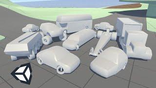 getlinkyoutube.com-Randomation Vehicle Physics 2.0 for Unity 5