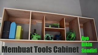 getlinkyoutube.com-Membuat Tools Cabinet - Lemari peralatan