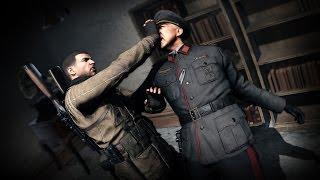 getlinkyoutube.com-17 Minutes of Sniper Elite 4 Gameplay in 1080p