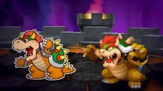 Mario & Luigi: Paper Jam - Final Boss Battle