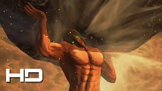 getlinkyoutube.com-ATTACK ON TITAN (PS4) TItan Eren Lifts Giant Boulder - Walkthrough Gameplay Cutscene