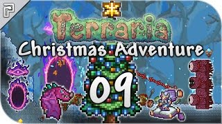 getlinkyoutube.com-Terraria 1.3.4 | Wall of Flesh & Old One's Army! | Christmas Playthrough [Episode 9]