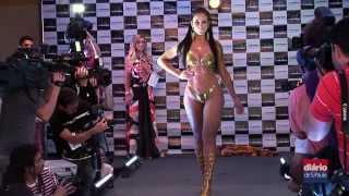 Desfile do Miss Bumbum 2013
