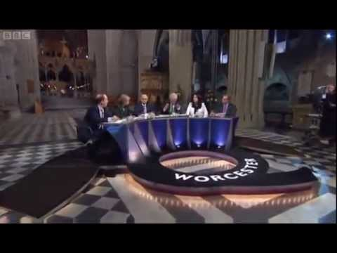 BBC Question Time in Worcester, Featuring UKIP Nigel Farage -  April 2013, Part 1 of 4