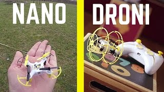 getlinkyoutube.com-MINI DRONE X6.0 NANO + X6.0 BALL: si vola DENTRO e FUORI CASA!