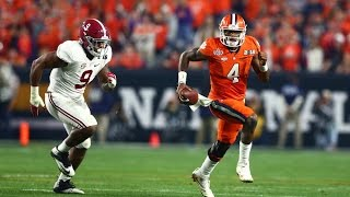 getlinkyoutube.com-Clemson Vs. Alabama 2017 College Football National Championship Highlights