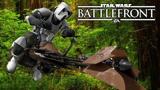 getlinkyoutube.com-Star Wars Battlefront - Endor Chase @ 1080p (60fps) HD ✔