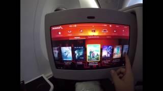 getlinkyoutube.com-VUELO AVIANCA MEDELLIN - MADRID CLASE EJECUTIVA (BOEING 787 DREAMLINER)