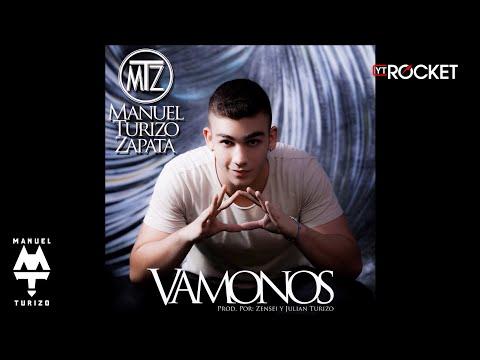 Vamonos de Manuel Turizo Letra y Video