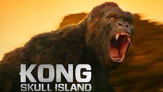 getlinkyoutube.com-Kong : Skull Island New Trailer #2 (2017)
