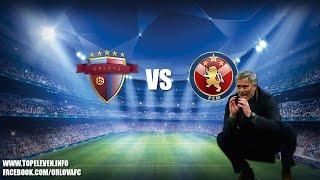 getlinkyoutube.com-Orlova FC vs Mourinho FC | LEVEL 40 | TOP ELEVEN 2017