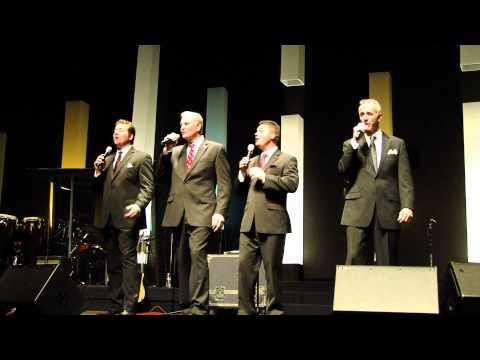Triumphant Quartet sings Streets of Gold