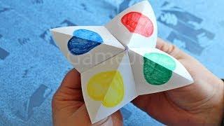getlinkyoutube.com-Гадалка оригами