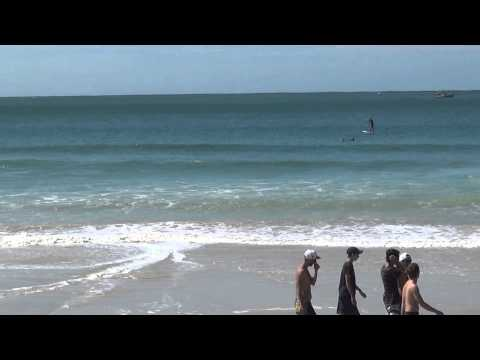 Video Barra 14/04/14 13h45 Boletim das Ondas In Paradise