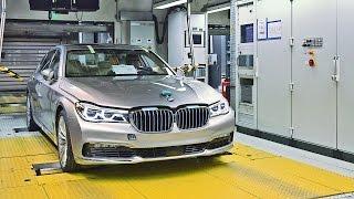 getlinkyoutube.com-► 2016 BMW 7 Series PRODUCTION