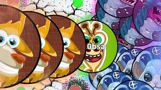 "Agar.io ""SOLO VS 100 TEAMS"" // BEST EVER AGARIO MOMENTS!"