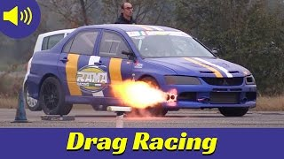 getlinkyoutube.com-ACI Drag Racing 2016 by Sadurano Motorsport - Fossoli airport (Carpi) - Flames, Power & Pure Sound!