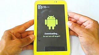 getlinkyoutube.com-Stock Rom Firmware Samsung Galaxy Tab 3 SM-T110, T111M, T210, T2105, T211, Atualizar, restaurar