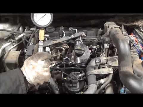 Двигатель Peugeot для