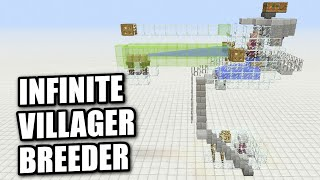 Minecraft PS4 - INFINITE VILLAGER BREEDER - How To - Tutorial ( PS3 / XBOX ) WII