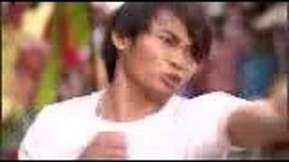 getlinkyoutube.com-Tony Jaa in a commercial fruit thai - tonyjaa.org