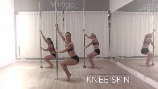 The best pole dance spins for beginners