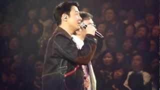 2012.04.03 黎明 Leon 楓修80巨星演唱會 那有一天不想你 今夜你會不會來