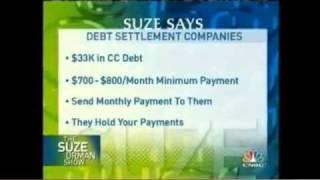 getlinkyoutube.com-Credit Card Debt - Suze Orman dealing with credit card debt