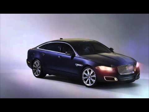 Новый Jaguar XJ | автоматические фары и интеллектуальный дальний свет