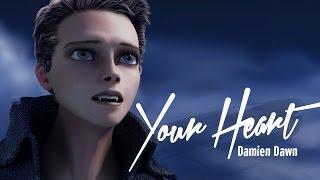 getlinkyoutube.com-Damien Dawn - Your Heart (Official Music Video)
