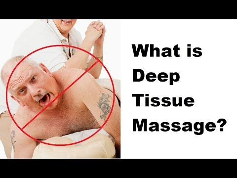 What is Deep Tissue Massage? - Massage Monday #315