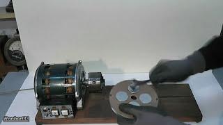 getlinkyoutube.com-Electricity with transmission magnets