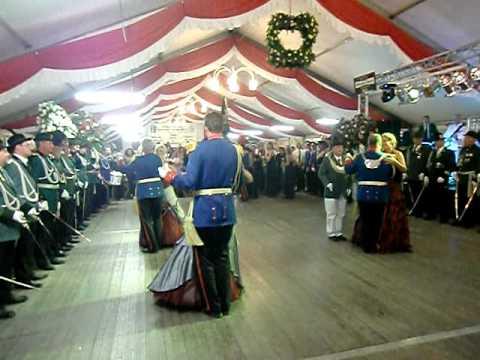 Schützenfest Herrenshoff 2011 - Ehrentanz Dienstag