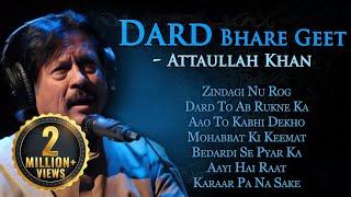 getlinkyoutube.com-Dard Bhare Geet | Attaullah Khan Sad Songs | Popular Pakistani Romantic Sad Songs