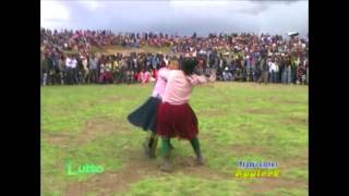 getlinkyoutube.com-Peleas de Mujeres a Puño Limpio - Chumbivilcas - Cusco - Peru - Video 2