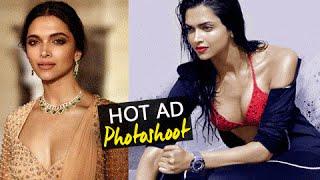 Deepika Padukone HOT AD Photoshoot
