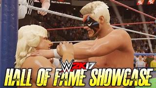 getlinkyoutube.com-WWE 2K17 Hall of Fame Showcase - STING vs RIC FLAIR (WWE 2K17 2K Showcase DLC)