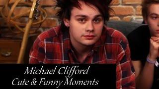 getlinkyoutube.com-Michael Clifford - Funny & Cute Moments