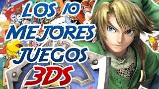 getlinkyoutube.com-LOS 10 MEJORES JUEGOS DE LA NINTENDO 3DS