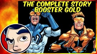 """Booster Gold """"Blue and Gold"""" - Complete Story"""