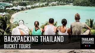 Best Thailand Backpacking Video 2014