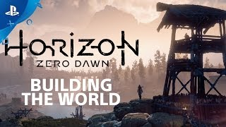 getlinkyoutube.com-Horizon Zero Dawn: Building the World - Countdown to Launch at PS Store | PS4