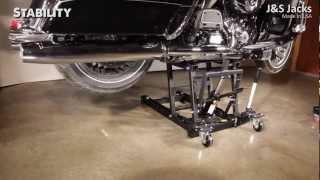 getlinkyoutube.com-Motorcycle Lift Comparison