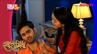 Swara & Sanskar's Cute Romance In 'Swaragini' | Telly Top Up width=