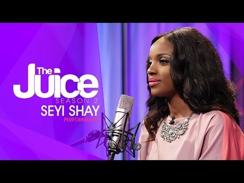Seyi Shay on The Juice Spot On Performance @Iamseyishay @NdaniTV